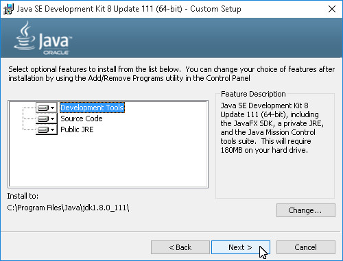 Install java for mac