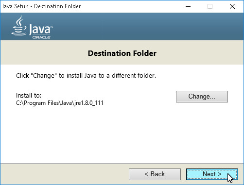 How to download and install the Java Virtual Machine